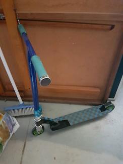 Mad Gear Pro Custom Scooter.