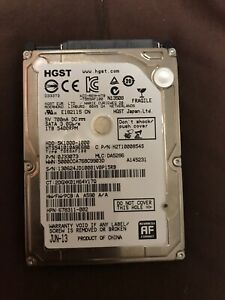 1TB Hard drive for PC