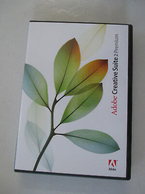 Adobe Creative Suite 2 Premium, 2005, with Adobe Creative Suite 2.3 Premium Upgr
