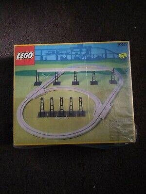 LEGO #6347 Rail Track set Mint in Box NEVER OPENED