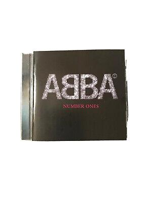 Abba Number Ones CD Mamma Mia Dancing Queen SOS Fernando