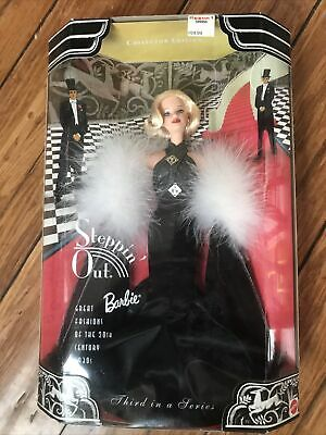 Barbie Steppin' Out Collector Edition Doll 1998