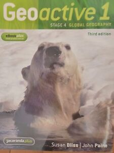 Geoactive 1 Stage4 Global Geography Third Edition Wamberal Gosford Area Preview