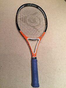 Dunlop tennis racquet with tennis balls Macquarie Park Ryde Area Preview