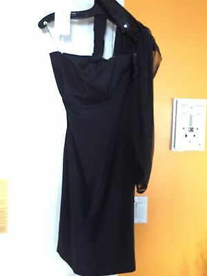 - Suma Chandler gown black dress