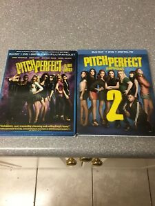 Pitch Perfect and Pitch Perfect 2 Blu-Rays