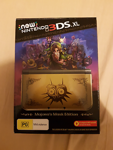 Brand new nintendo 3DS majora's mask edition console Bankstown Bankstown Area Preview