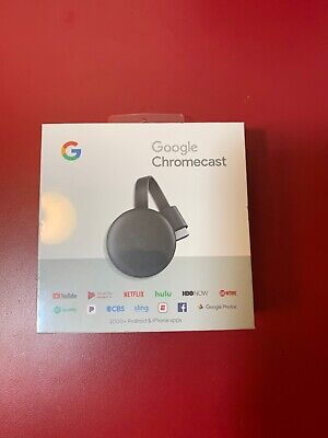 Google Chromecast  3rd Generation - [NEW] Free Shipping