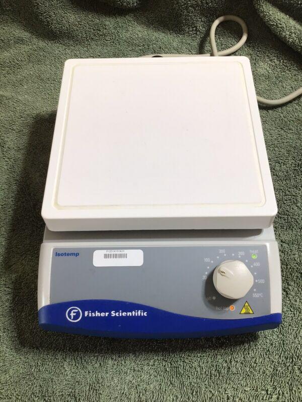 Fisher Scientific Isotemp Hotplate/Stirrer No. 11-600-49H