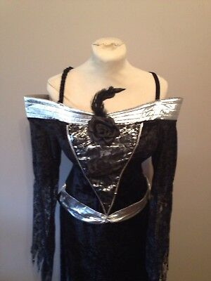 WOMEN'S DELUXE ZOMBIE / CORPSE BRIDE HALLOWEEN FANCY DRESS COSTUME & WIG - BNWOT - Corpse Bride Halloween Wig