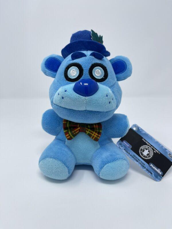 Freddy Frost Bear Plush Five Nights At Freddys Walmart Exclusive FNAF Funko