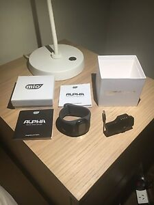 mio ALPHA Strapless Continuous Heart Rate Monitor Watch St Albans Brimbank Area Preview