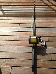 Shimano T Curve Rod and TLD 50 Shimano Reel - EXCELLENT CONDITION Brisbane City Brisbane North West Preview