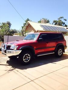 98 Nissan Patrol Gu ST 4x4 Belmont Belmont Area Preview