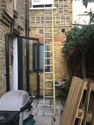 Ladder Aluminium 4m