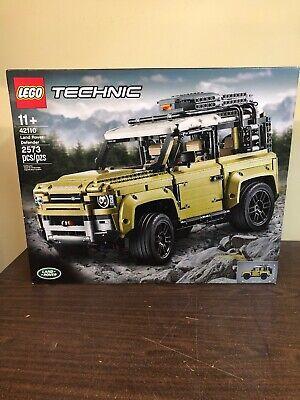 BRAND NEW LEGO Technic Land Rover Defender 42110