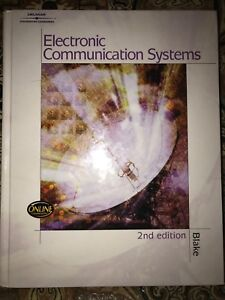 Electronic communication systems by Blake