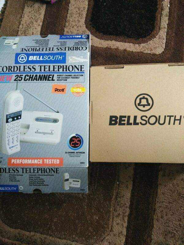 NEW IN BOX BellSouth 3903 Cordless Phone ....