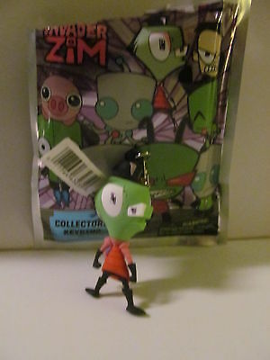 Invader Zim - 3D Figural Keychain by Monogram - Zim (Disguise)