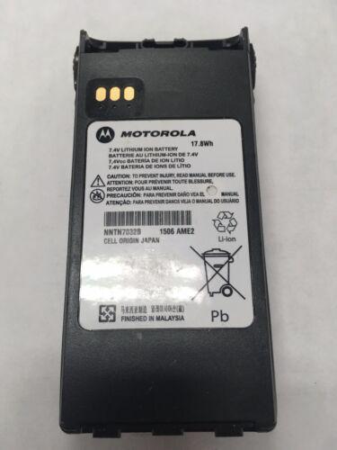 NEW*OEM MOTOROLA NNTN7032 Li-Ion 2500mAh BATTERY XTS1500 XTS2500 MT1500 NTN9858
