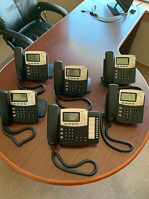 Digium D40 Ip Phone 2-line Sip With Hd Voice Backlit Display Bundle For 400