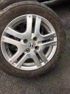 Honda Fit Factory Rims / GOOD SHAPE / GOOD DEAL