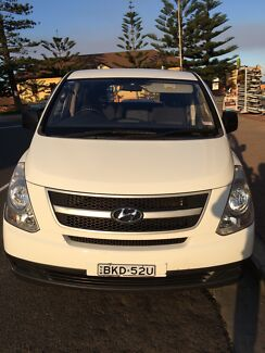 2008 HYUNDAI ILOAD Manly Manly Area Preview