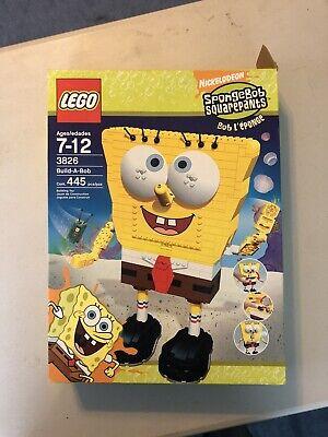 LEGO Spongebob Squarepants Build-A-Bob Set (3826)
