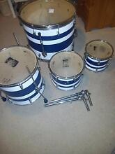 fully restored 4 piece drum kit Blackburn Whitehorse Area Preview
