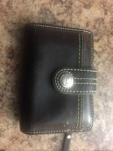 Fossil wallet for sale