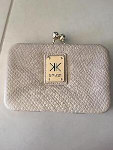 Kardashian clutch brown and gold Rosebery Palmerston Area Preview