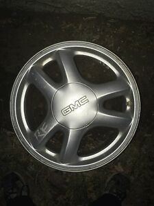 Winter Rims for GMC Envoy  Strathcona County Edmonton Area image 1
