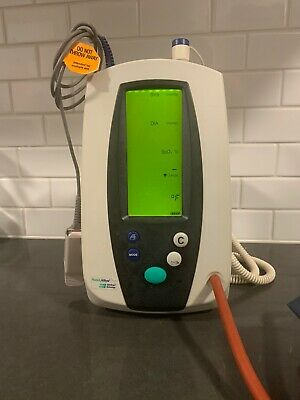 Welch Allyn Spot Vital Signs 420 Monitor Spo2 Nibp Temp Patient Ready