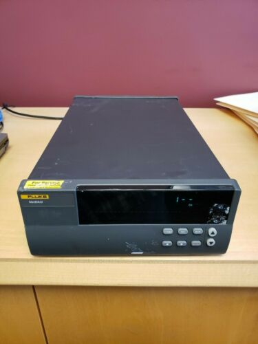Fluke 2645A NetDaq Data Acquisition Logger 1000 channels / sec!
