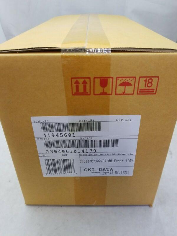 Okidata 41945601 120 Volt Fuser C7500 C7300 C7100