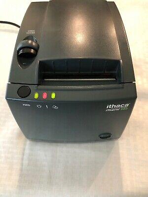 Transact Ithaca Itherm 280 Mod-280-pl Pos Thermal Receipt Printer