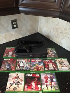 Great XBOX One Bundle For $250! includes 10Games, Controller
