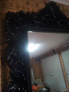 French Floor Mirror - Stunning Detail RRP over $2000 Greenway Tuggeranong Preview