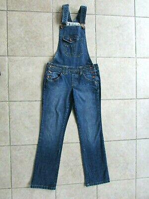 Vintage Overalls & Jumpsuits Arizona Womens Denim Bib Overalls Size 5  $16.99 AT vintagedancer.com