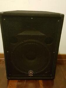 2x Yamaha BR15 Speakers Morley Bayswater Area Preview