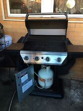 Master Forge- 4 Burner BBQ With Grill North Melbourne Melbourne City Preview