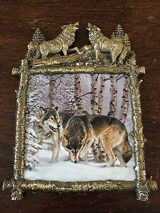 Kindred Spirits Wolves Porcelain Tile