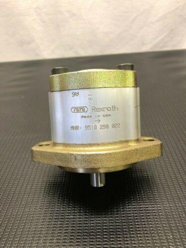 Rexroth 9510 290 022 Hydraulic Gear Pump