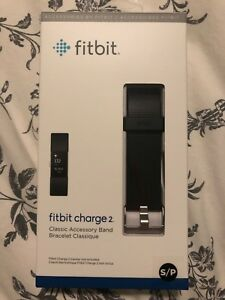 BRAND NEW (BAND ONLY) Fitbit Charge 2 Classic Accessory Band