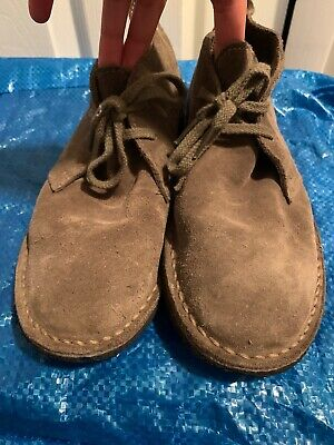 J Crew Sand Boots Mens 5.5/6 Womens 7.5/8