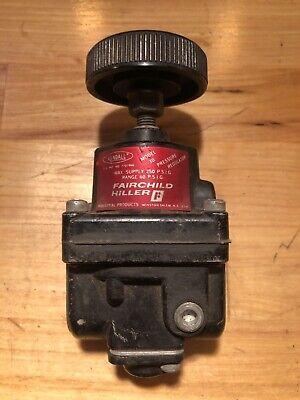 Fairchild Hiller Kendall Model 30 Pressure Regulator