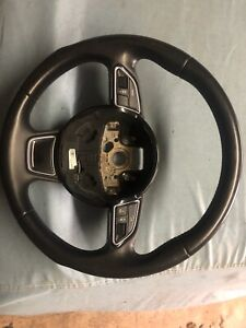 Q5/A4 Steering Column with Steering Wheel