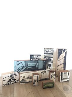 Limited Edition 'Melbourne' Artplay 3D series by Spacecraft