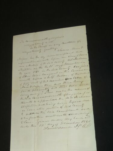 Lawyer Legal crime 1860 court Indictment theft Calligraphy Ephemeral