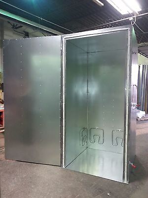 New Powder Coating Oven Batch Oven Industrial Oven 4x4x6